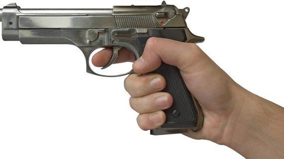 Hoți prinși cu focuri de armă, la Iași
