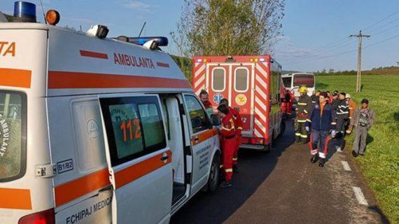 PRĂPĂD: 2 accidente CUMPLITE în mai puțin de 10 ore