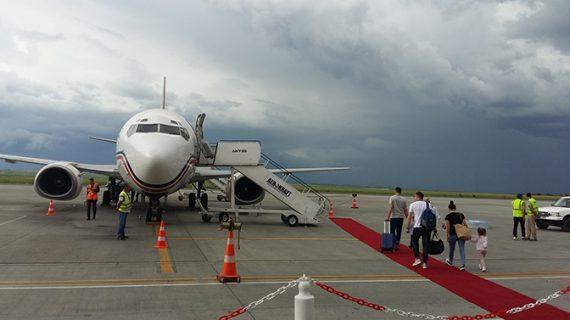 O nouă destinație de vacanță de pe aeroportul Iași