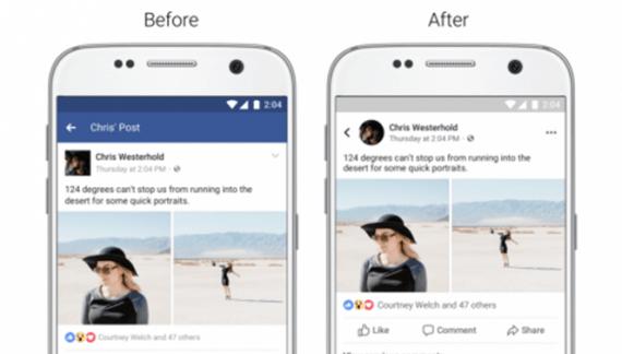 Facebook se schimbă din temelii. Ce modificări apar