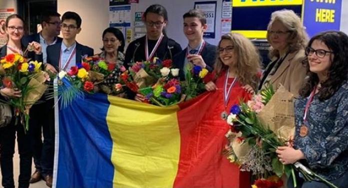 Elevă din Iași, medaliată la Olimpiada Internațională de Chimie