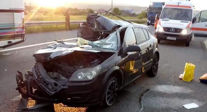 4 accidente cumplite în doar 24 de ore!