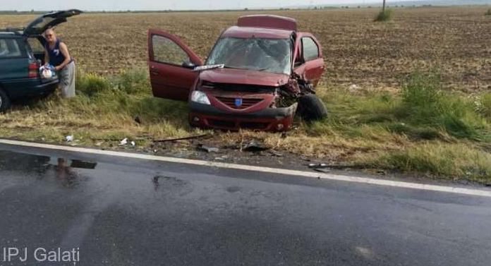 4 persoane rănite şi un minor în comă, în urma unui accident cumplit