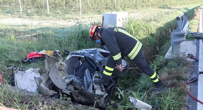 4 tineri români, morți într-un tragic accident în Italia