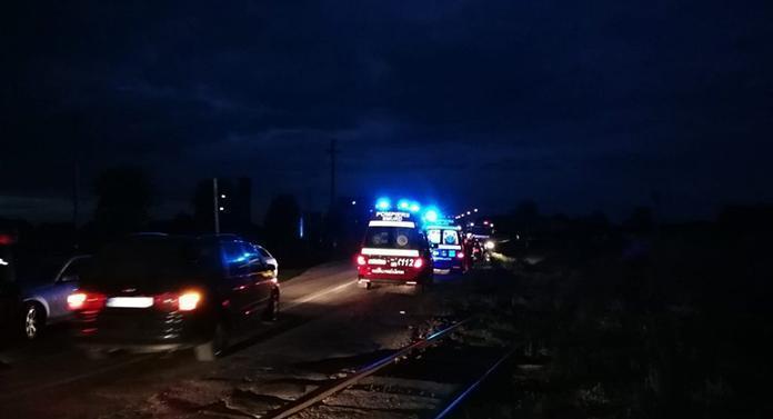 Accident rutier grav, la Gălănești