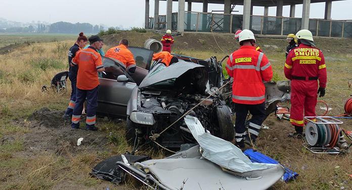 O tânără și soacra ei, moarte într-un accident cumplit. Ce pedeapsă a primit șoferul