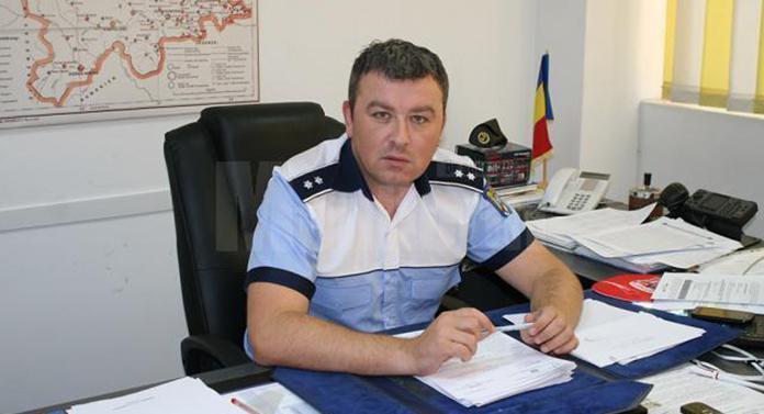 Comisarul Petrică Jucan va reveni la șefia Serviciului Poliției Rutiere Suceava
