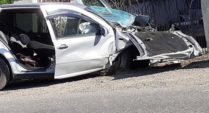 Tânăr de 25 de ani mort în accident, în această dimineață!