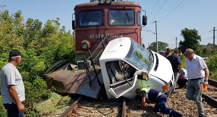 Cine este italianul care a murit în accidentul de tren de astăzi