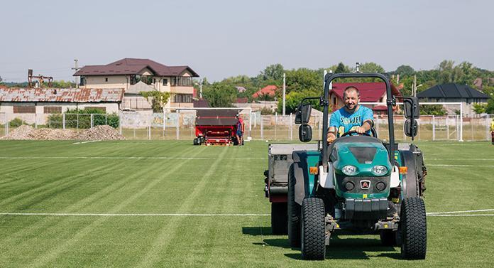 Și FC Botoșani vrea să-și schimbe gazonul