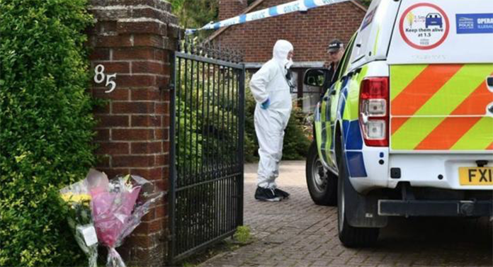 Cutremurător! O femeie care a lucrat ca medic în România, omorâtă în Anglia de propriul fiu!