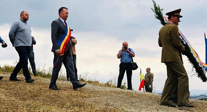 Eveniment de o deosebită încărcătură istorică la Slănic Moldova