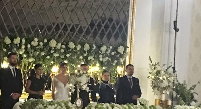 Nuntă mare în familia primarului din Botoșani