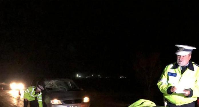 Un sucevean a murit după ce s-a răsturnat cu mașina în albia pârâului Brodina