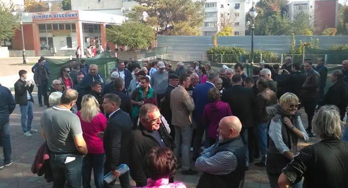 Scandalul construirii blocurilor din Oancea se lasă cu plângeri penale