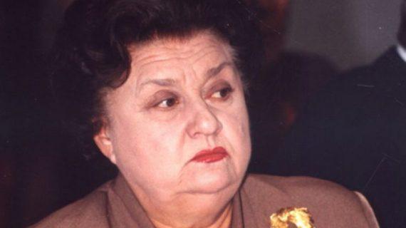 """A murit """"Doamna comediei românești""""!"""