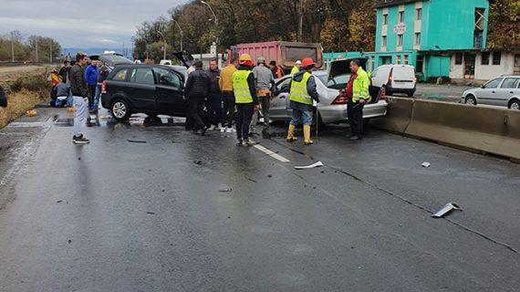 Un nou accident cumplit! Un șofer care a rulat pe contrasens a murit după ce a lovit frontal altă mașină