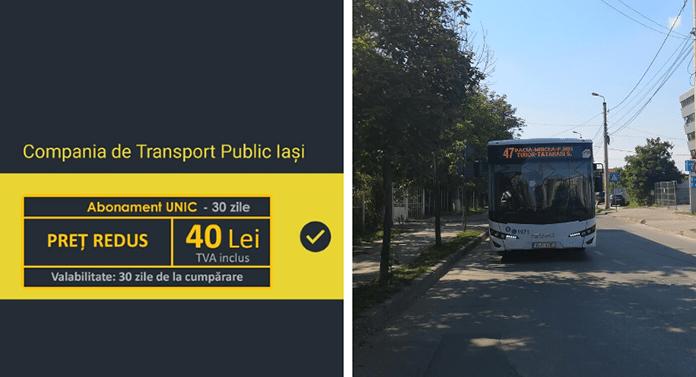 Modalități noi de plată a biletelor și abonamentelor CTP Iași