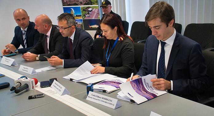 35 milioane de euro pentru pista Aeroportului din Bacău