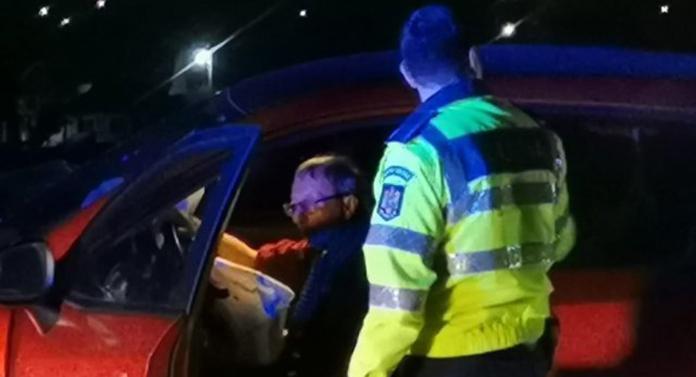 Fostul manager al spitalului din Pașcani, prins beat la volan! A intrat cu mașina într-un cap de pod