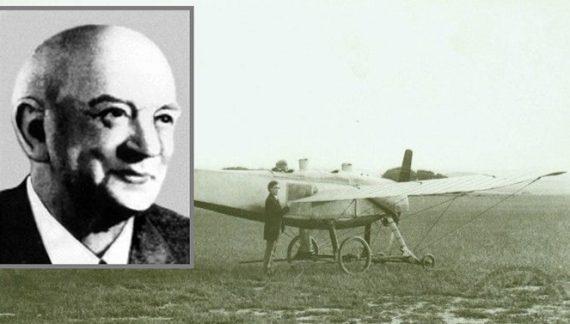 Henri Coandă – românul care a creat primul avion cu reacție din lume
