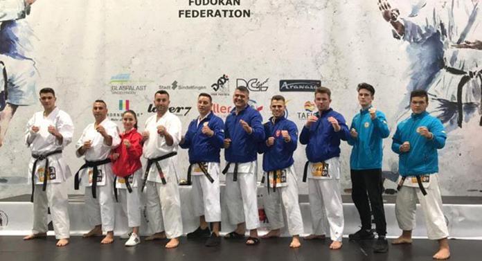 Rezultate foarte bune pentru ENPI și Dojo Master la Cupa Mondială la Karate, în Germania: Au obținut opt medalii
