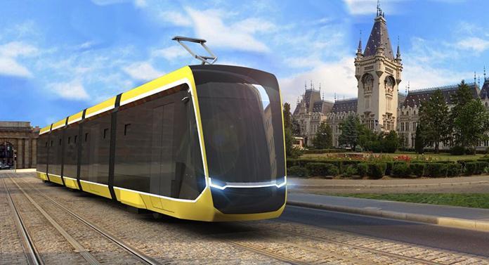 A fost semnat contractul pentru cele 16 tramvaie produse în Turcia. Cum vor arăta acestea