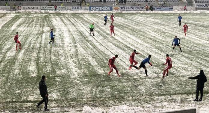 Victorie importantă pentru FC Botoșani