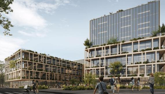 Concurs internațional de arhitectură pentru clădirea propusă de Iulius pentru zona Sf. Andrei