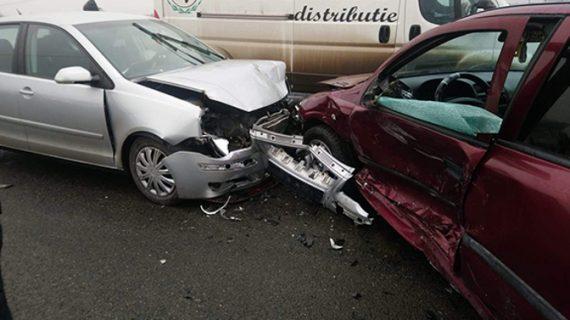Accident cu 3 victime, în judeţul Vaslui