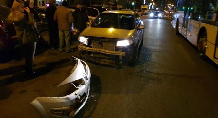 Cum s-a produs accidentul de aseară, din Dacia