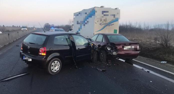 Şofer băut, dezastru pe drum