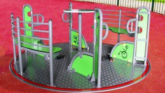 Parc pentru copiii cu dizabilităţi