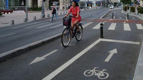 Primarul Chirica promite, din nou, piste pentru biciclete. Culmea ironiei: vor fi realizate după alegerile locale!