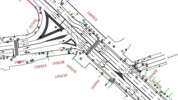 Noi reglementări de circulație în zona Poitiers – Bucium