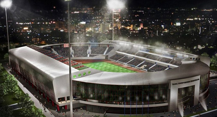 Vom avea stadion modern la Iași!