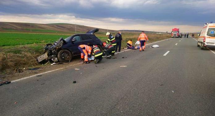 4 morți în accidentul de lângă Bârlad