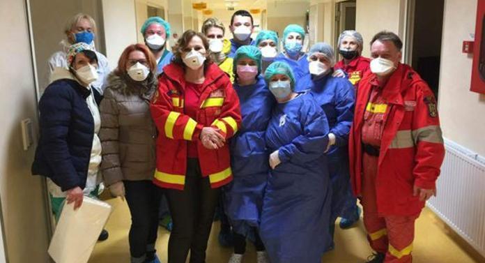 UPU de la Spitalul Judeţean Suceava şi-a reluat activitatea