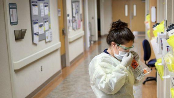 Cât a ajuns să câştige pe săptămână o asistentă din SUA