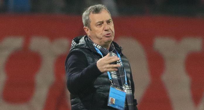 Mircea Rednic vrea să doboare toate recordurile negative la Poli Iași