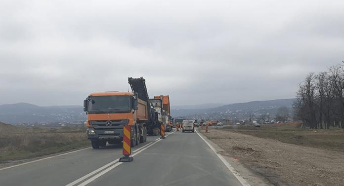 Se lucrează la conectarea Centurii Bacăului cu drumul Bacău – Onești